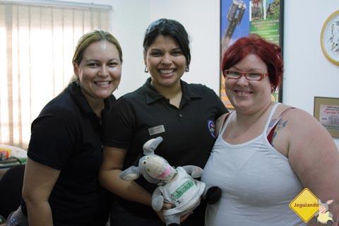 Visita à agência Ygarapé Tour, em Bonito, Mato Grosso do Sul. Imagem: Erik Pzado.