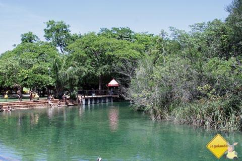 Balneário Municipal de Bonito, Mato Grosso do Sul. Imagem: Erik Pzado.