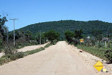 Pegando a estrada para o Rio Formoso. Imagem: Erik Pzado.