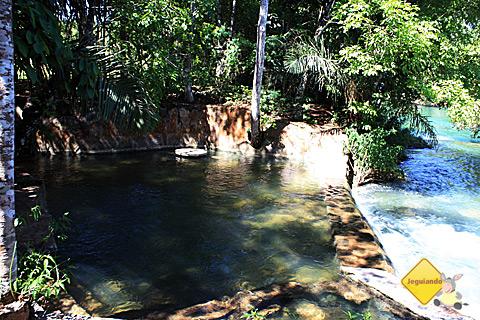 Piscina natural. Estância do Araçá, Bonito, Mato Grosso do Sul. Imagem: Erik Pzado.