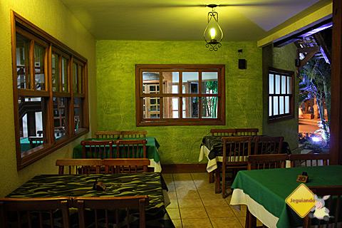 Restaurante Castellabate, Bonito, MS. Imagem: Erik Pzado.