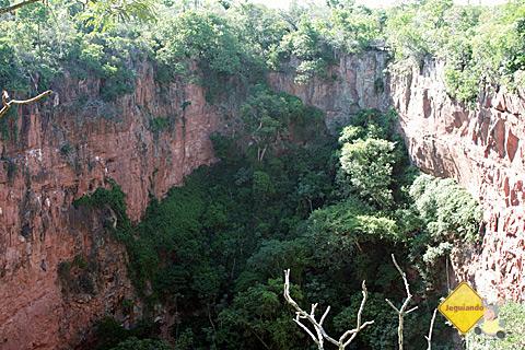O Buraco das Araras, Bonito, Mato Grosso do Sul. Imagem: Erik Pzado.