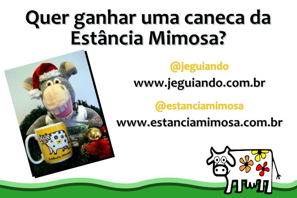 Promoção de Natal Jeguiando e Estância Mimosa