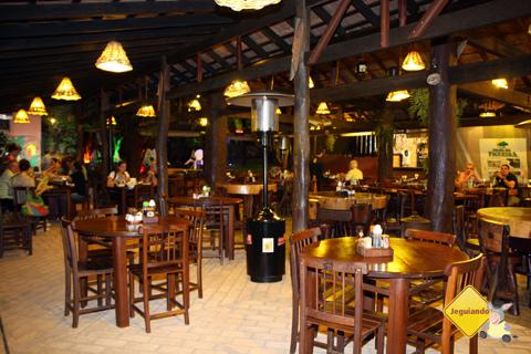 Restaurante Casa do João. Bonito, Mato Grosso do Sul. Imagem: Erik Pzado.