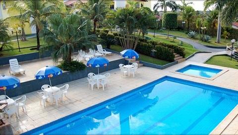 Piscina. Imagem: Marruá Hotel (Divulgação)