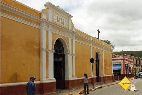 Mercado Municipal de São Luiz do Paraitinga, São Paulo. Imagem: Erik Pzado.