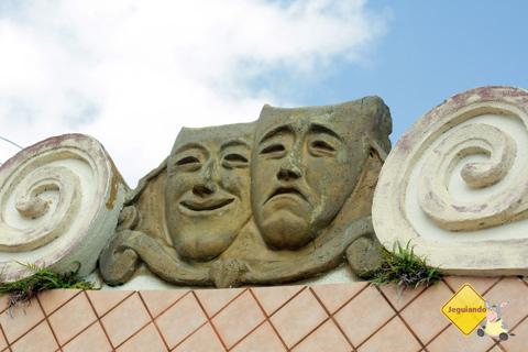 Chafariz do Largo do Teatro. Imagem: Erik Pzado.