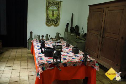 Cozinha. Sítio do Picapau Amarelo, Taubaté, São Paulo. Imagem: Erik Pzado.