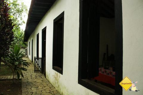 Casa do Sítio do Picapau Amarelo, Taubaté, São Paulo. Imagem: Erik Pzado.