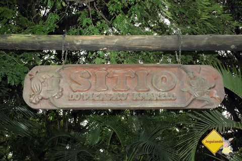 Sítio do Pica-Pau Amarelo, Taubaté, São Paulo. Imagem: Erik Pzado.