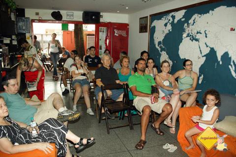 8º Encontro de Viajantes no CasaClub Hostel/Bar. Imagem: Erik Pzado.