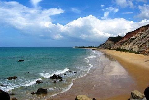 Quero sombra e água fresca em Porto Seguro!