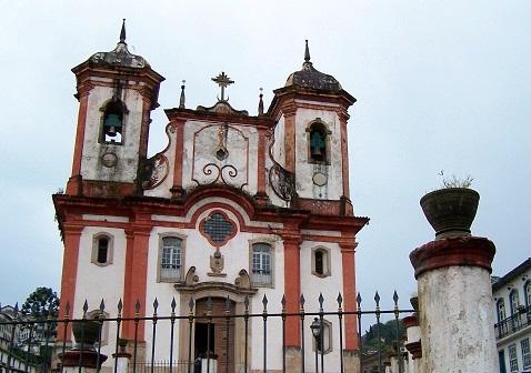 Ouro Preto, MG. Imagem: Fábio Brito (Arquivo Jeguiando)