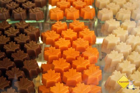 Chocolaterias é um dos atrativos de Campos do Jordão. Imagem: Erik Pzado.
