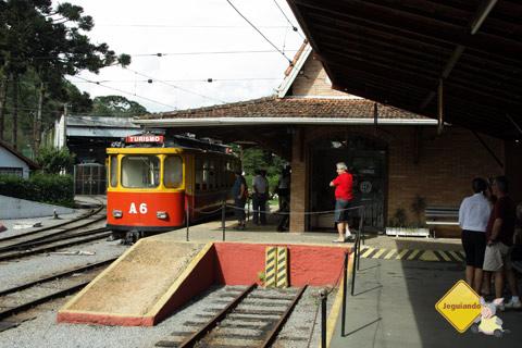 Estação Emílio Ribas. Campos do Jordão, São Paulo. Imagem: Erik Pzado.