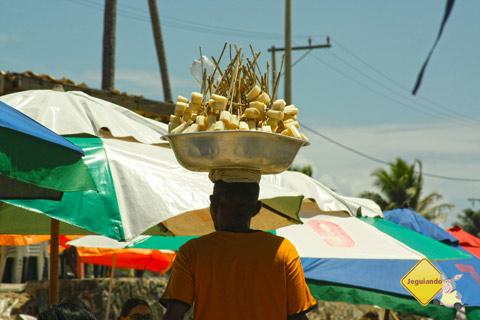 Cana na bacia. Jauá, Bahia. Imagem: Erik Pzado.