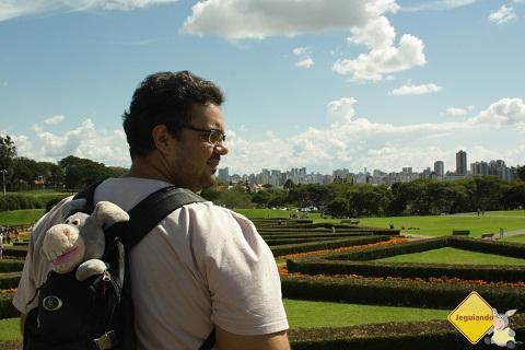 Jegueton e Erik no Jardim Botânico. Imagem: Erik Pzado