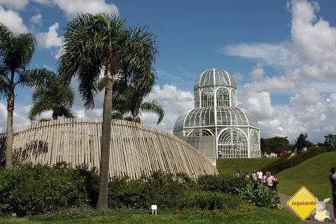 Jardim Botânico. Curitiba, PR. Imagem: Erik Pzado