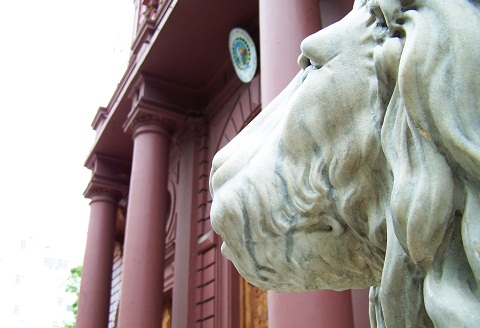 Palácio dos Leões. Rosário, Argentina. Imagem: Fábio Brito (Arquivo Jeguiando)
