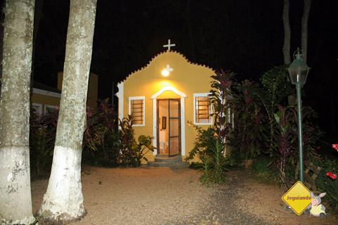 Capelinha. Santa Clara Eco Resort, Dourado, SP. Imagem: Erik Pzado