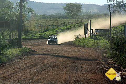Pegando estrada. Bonito, Mato Grosso do Sul. Imagem: Erik Pzado
