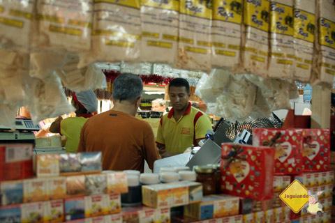 Cocadinhas. Centro de Abastecimento do Rio Vermelho, Salvador, Bahia. Imagem: Erik Pzado