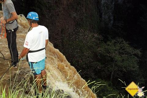 Cachoeira do Saltão, Itirapina, São Paulo. Imagem: Erik Pzado