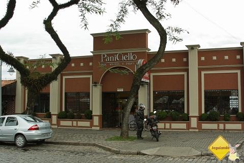 Padaria PaniCiello, boa pedida para o bolso! Imagem: Erik Pzado