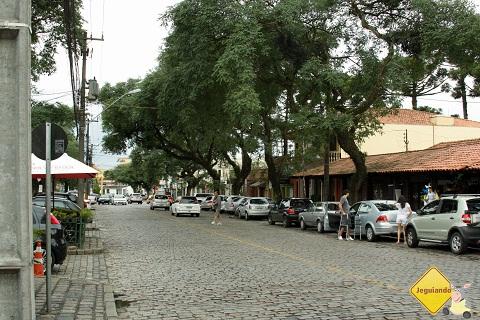Santa Felicidade, bairro dedicado à gastronomia em Curitiba. Imagem: Erik Pzado