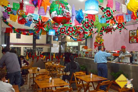 Restaurante Mexicano La Buena Onda - Tex Mex no Tatuapé, SP. Imagem: Erik Pzado