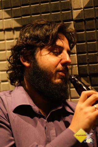 Eduardo Lacerda ou... Pelas calçadas de Sum Paulo. :P Imagem: Erik Pzado