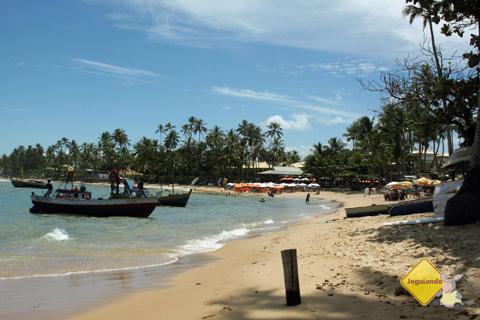 Praia do Forte, Bahia. Imagem: Erik Pzado
