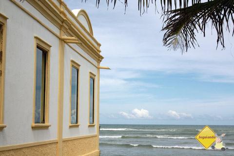 Projeto TAMAR, Praia do Forte, Litoral Norte da Bahia. Imagem: Erik Pzado