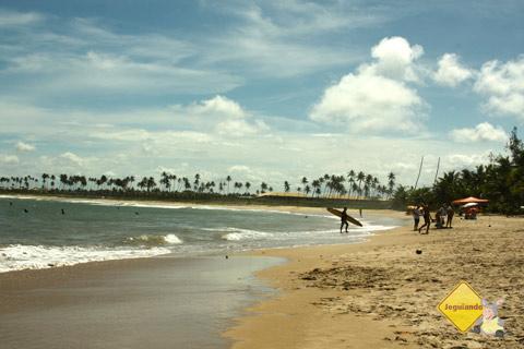 Itacimirim, Litoral Norte da Bahia. Imagem: Erik Pzado