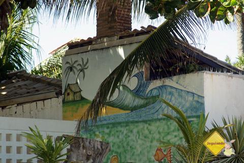 E tudo vira mar. Itacimirim, Litoral Norte da Bahia. Imagem: Janaína Calaça