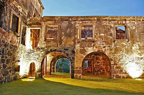 Castelo Garcia D'Ávila. Imagem: Reprodução Prefeitura Mata de São João