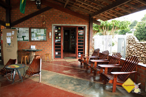 Bonito Hostel, Bonito, MS. Imagem: Erik Pzado