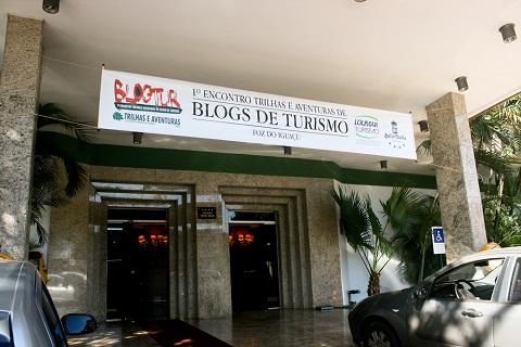 Recepção dos blogueiros participantes do BlogTurFoz. Imagem: João Aguiar