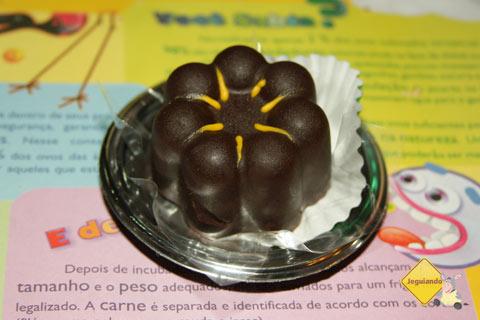 Docinhos com recheios de frutas regionais também fazem parte do cardápio do Vício da Gula. Imagem: Erik Pzado