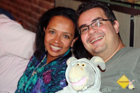 Ruby Roy, Jegueton and Erik PZado - Imagem: Jana Calaça