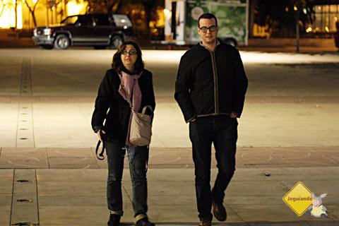 Cristina Massari and Udo Simons - Imagem: Erik PZado