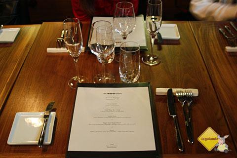 Restaurante Les 400 Coups é um dos mais procurados de Montréal. Espera por reserva chega a 2 meses. Montréal, Québec, Canadá. Imagem: Erik Pzado