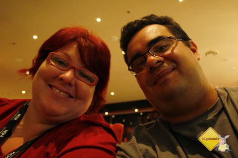 Jana Calaça e Erik Pzado, gordins no Canadá!