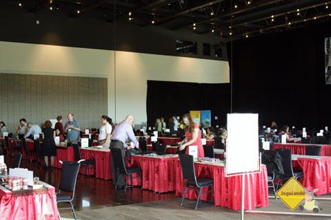 Go Media 2011, evento reúne em Edmonton representantes de mídias de várias partes do mundo. Imagem: Erik Pzado