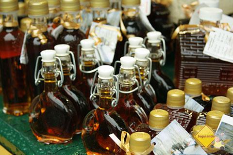 Maple. Marché Jean-Talon (Jean-Talon Market), Montréal, Canadá. Imagem: Erik Pzado
