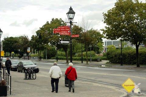 Place Royale, Old Montréal, Montréal, Canadá. Imagem: Erik Pzado