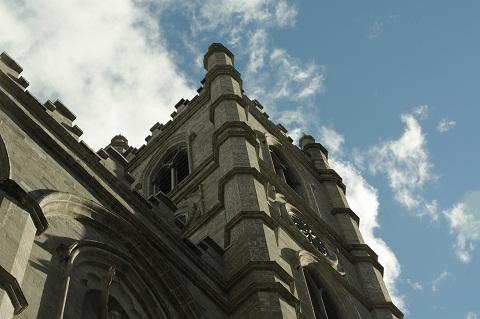 Igreja de Notre-Dame. Old Montréal, Montréal, Canadá. Imagem: Erik Pzado