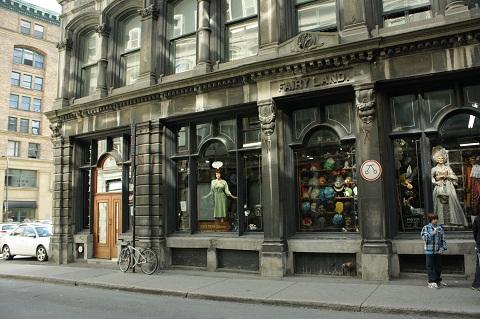 Fairy Land, a mais antiga loja de fantasias de Montréal, Canadá. Imagem: Erik Pzado
