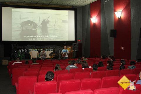 FATU - Festival Brasileiro de Filmes de Aventura, Turismo e Sustentabilidade. Imagem: Erik Pzado