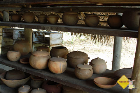 Oka Porang, receptivo turístico às margens do Rio Pojuca, Bahia. Imagem: Janaína Calaça